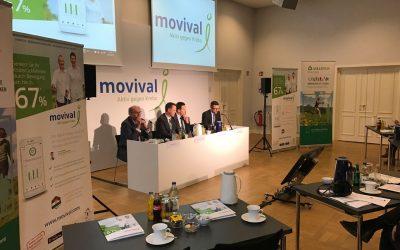 Asklepios präsentiert mit movival® die erste App, mit der an Krebs Erkrankte durch Bewegung ihr Rückfallrisiko verringern können