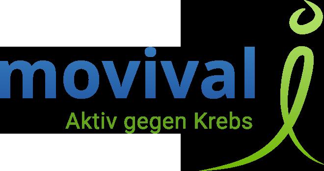 Logo movival Aktiv gegen Krebs