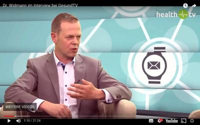 Gesund TV – Interview zum Thema movival – 'Was leisten Medizin-Apps wirklich?'